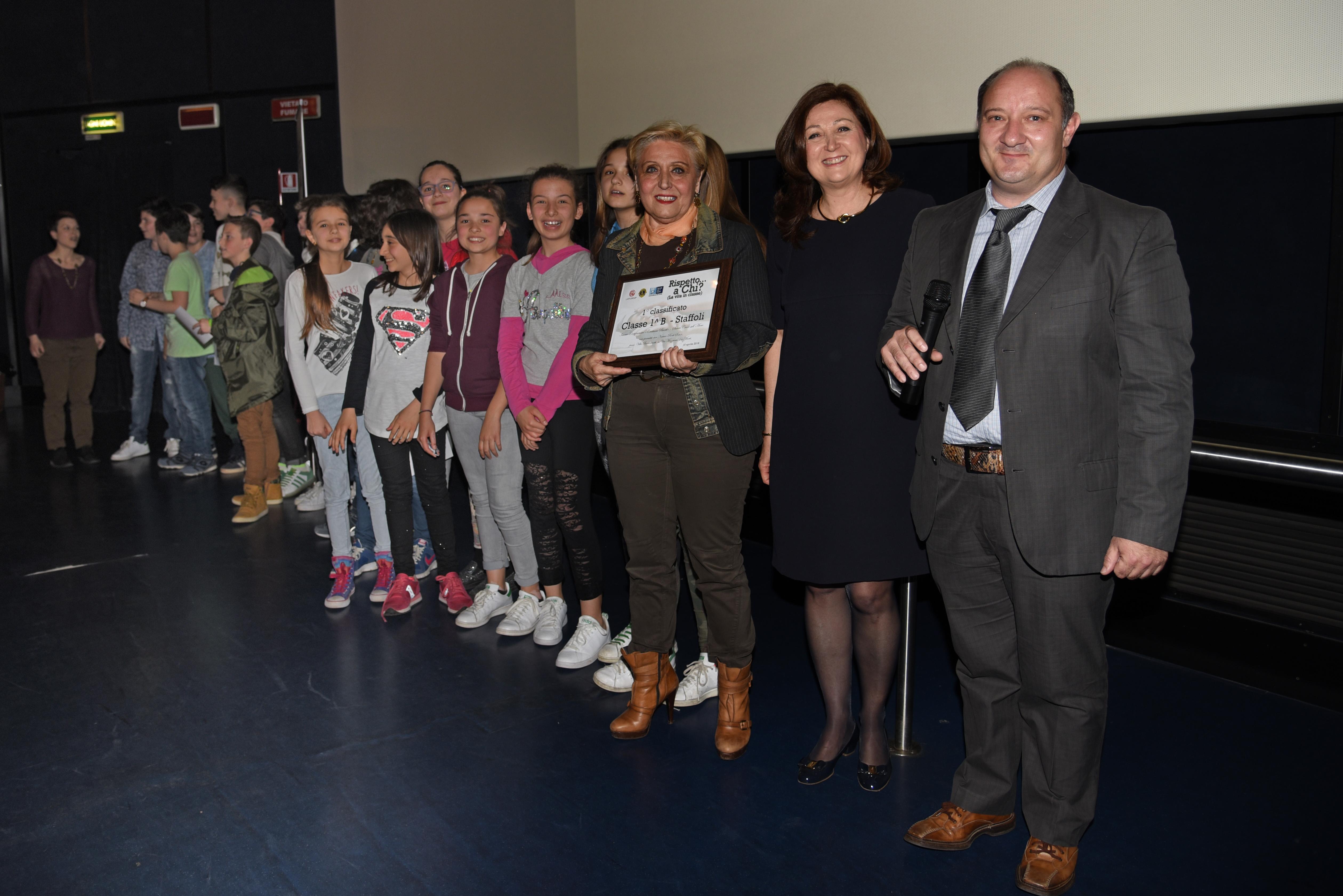 Primo Premio_1B Staffoli